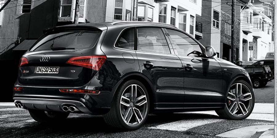 New 2015 Audi SQ5 - Toronto | Audi Downtown Toronto