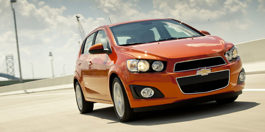 2014 chevrolet sonic hatchback. Cars Review. Best American Auto & Cars Review