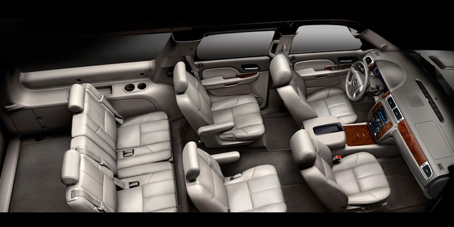 Chevrolet Suburban Interior Autos Post