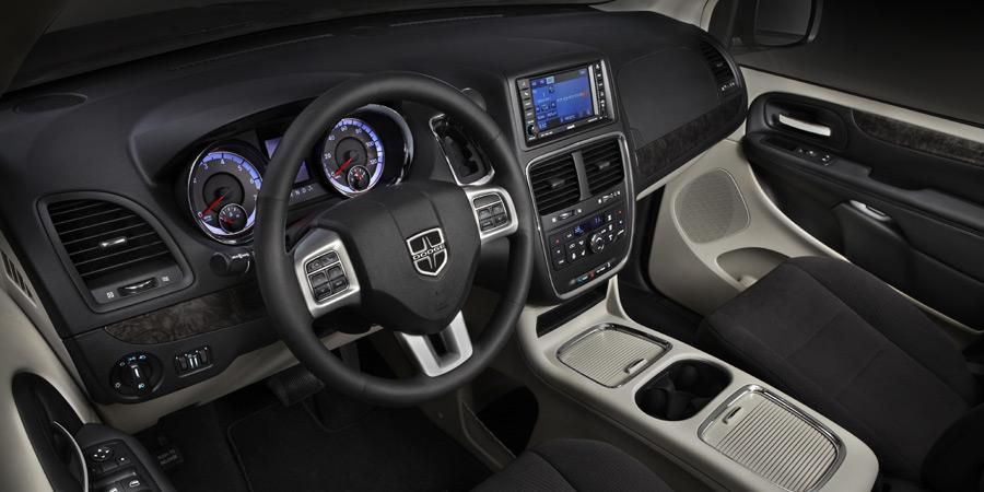 New 2015 Dodge Grand Caravan - Mission   Pioneer Chrysler Jeep