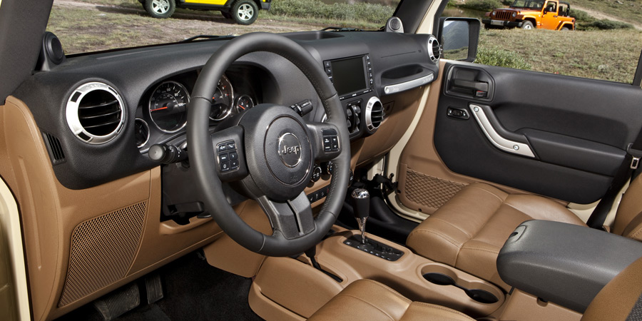 Dimension garage interieur jeep wrangler for Interieur jeep