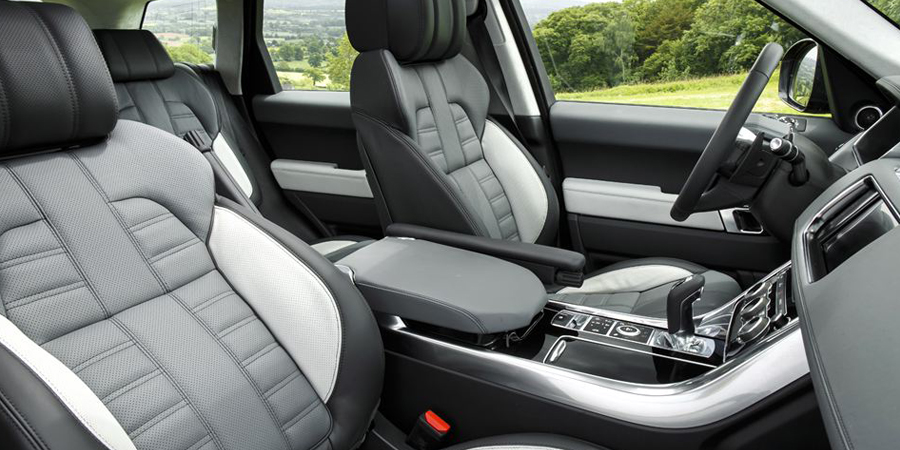 Range rover evoque interior dimensions specs price for Interieur range rover