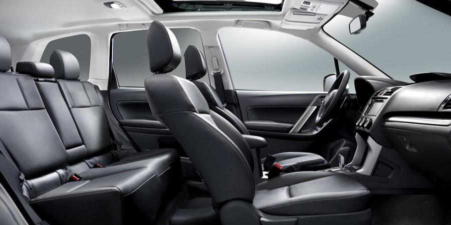 2015 Subaru Forester in Montréal
