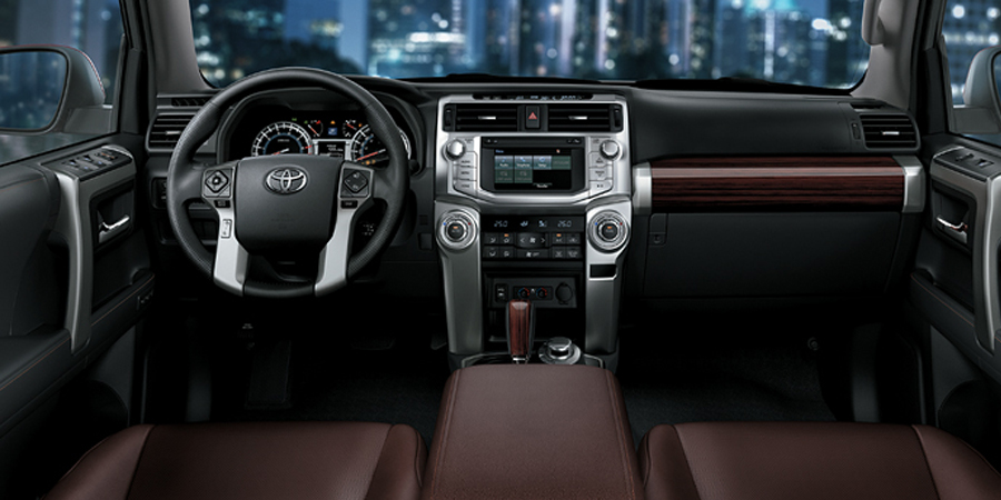 Toyota 4runner 2014 Limited Interior Www Pixshark Com